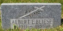 Albert E. Bliese