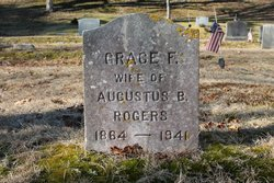 Grace F <I>Dunham</I> Rogers
