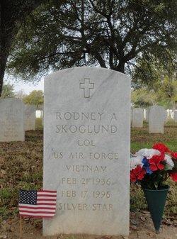Col Rodney A Skoglund