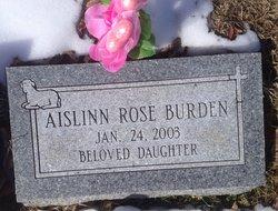Aislinn Rose Burden