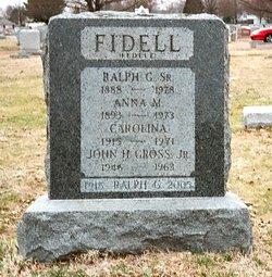 "Carolina ""Lee"" <I>DiJulio</I> Fidell"