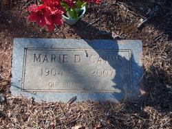 Marie Dorothy <I>Blackstock</I> Capps