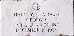 Harvey V Adams