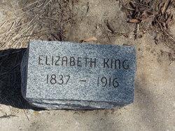 Clarissa Elizabeth <I>Woodrome</I> King
