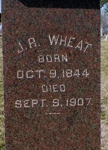 James Robert Wheat