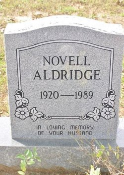 Novell Aldridge
