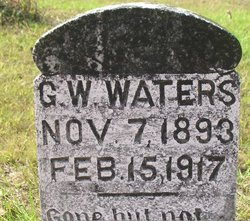 G. W. Waters