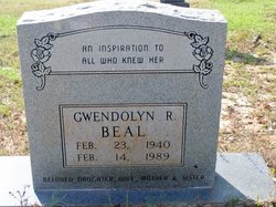 Gwendolyn R. Beal