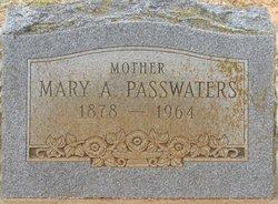 Mary Annette <I>Merritt</I> Passwaters