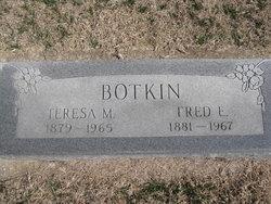 Fred E. Botkin