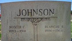 "Blanche Martha ""Mattie"" <I>Scronce</I> Johnson"