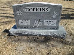 Bernice Faye <I>Wiggins</I> Hopkins