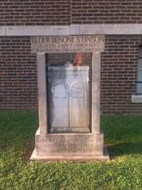 Howell General Baptist Church Cemetery