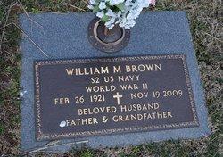 """William McKinley """"Ken"""" Brown"""