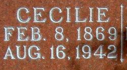 Cecilia Abelline <I>Stoltenberg</I> Wiese