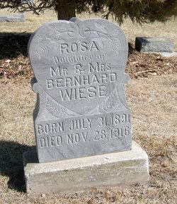 Rosa D. Wiese