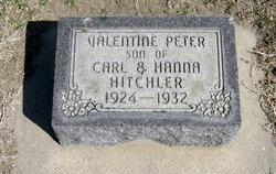 Valentine Peter Hitchler