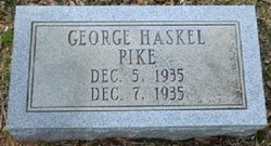 George Haskell Pike