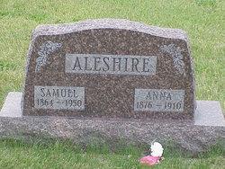 Anna Mary <I>Matson</I> Aleshire