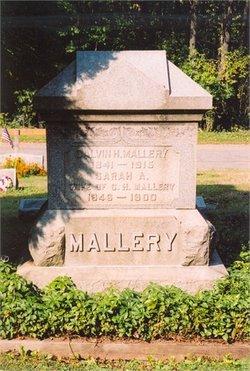 Calvin Hughes Mallery