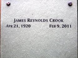 Rev James Reynolds Crook
