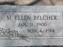 M Ellen Belcher