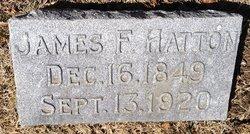 James F. Hatton