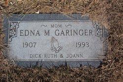 Edna Myrtle <I>Heskett</I> Garinger