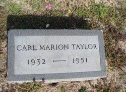 Carl Marion Taylor