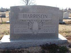Thomas E. Harrison