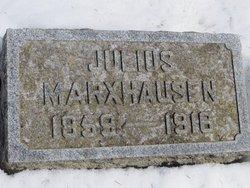 Julius C Marxhausen