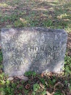 Corp William G. Thompson