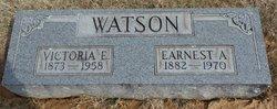 Earnest A. Watson