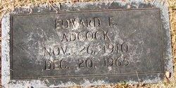 Edward E. Adcock