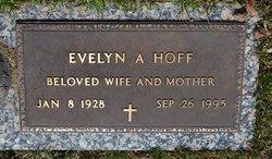 Evelyn A Hoff