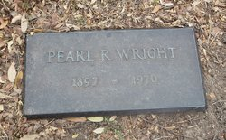 Pearl Ruby Wright
