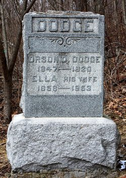 Orson Orrin Dodge