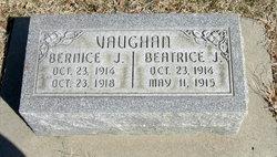 Beatrice June Vaughan
