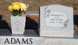 "Jonathan Biggs ""J.B."" Adams"