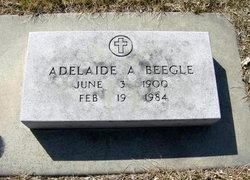 Adelaide A. <I>Offenheiser</I> Beegle