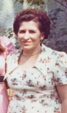 Anna Josephine <I>Asciutto</I> Morgenthaler