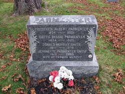 Frederick Albert Parmenter