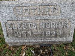 Electa <I>McNeel</I> Norris
