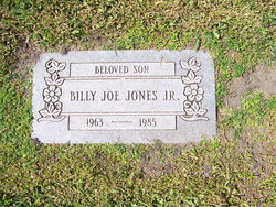 Billy Joe Jones, Jr