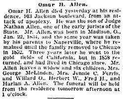 Omar H. Allen