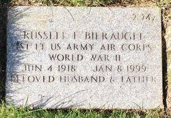1LT Russell E Bieraugel
