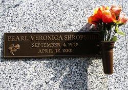 Pearl Veronica <I>Wilson</I> Shropshire