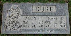 Allen Joseph Duke