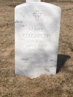 Mary Elizabeth <I>Poldino</I> Garraffa