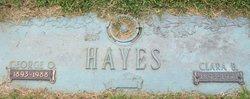 Clara B. <I>Tough</I> Hayes